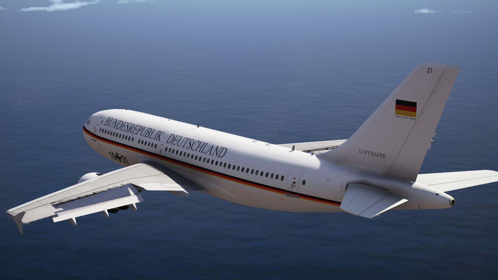 Airbus A310 300 Add On Gta5 Mods Com