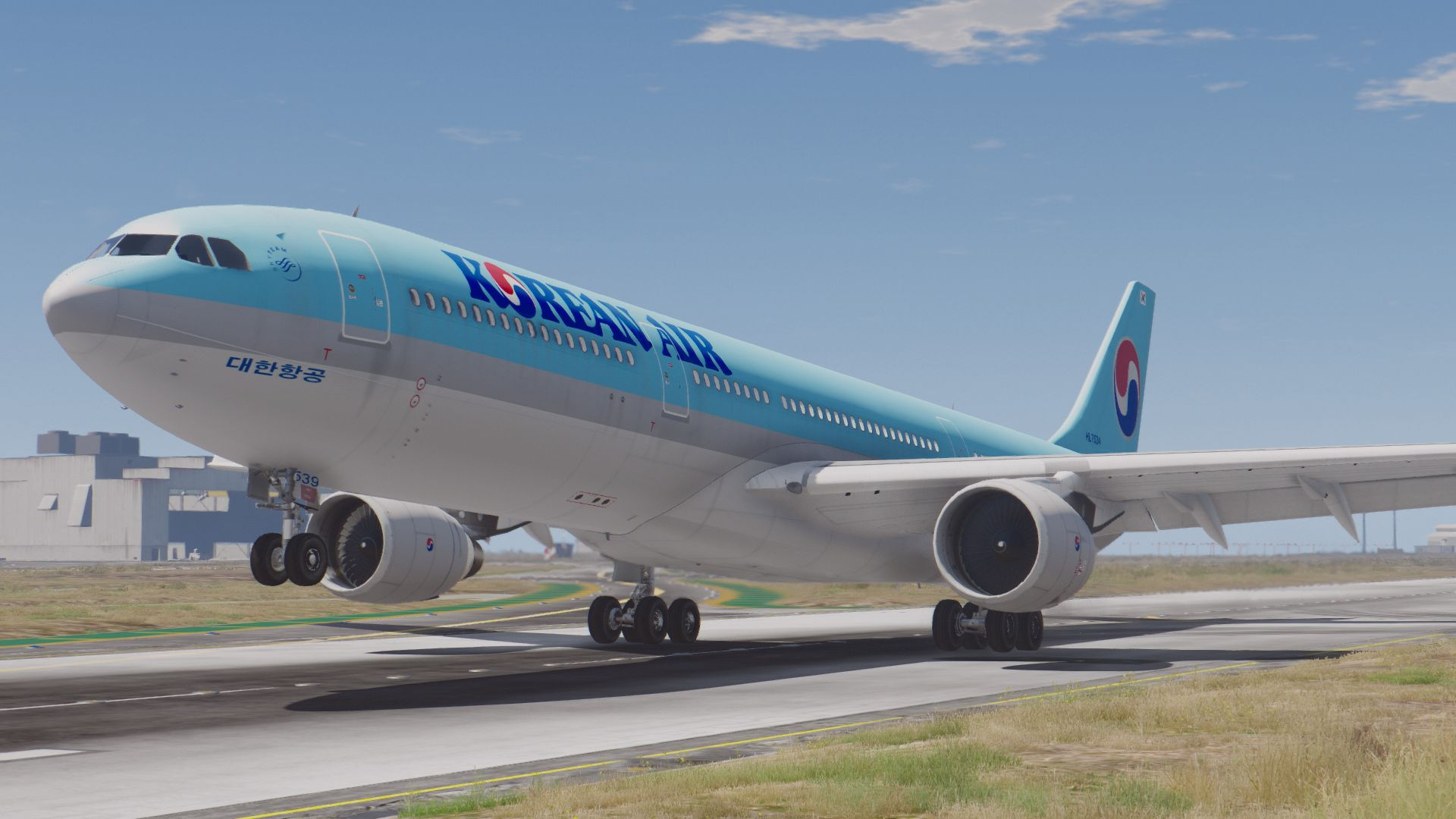 Airbus A330-300 [Add-On] - GTA5-Mods com