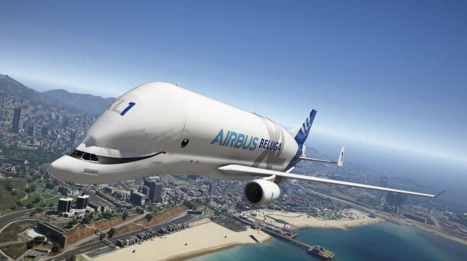 Airbus A330-743L Beluga XL [Add-On] - GTA5-Mods com
