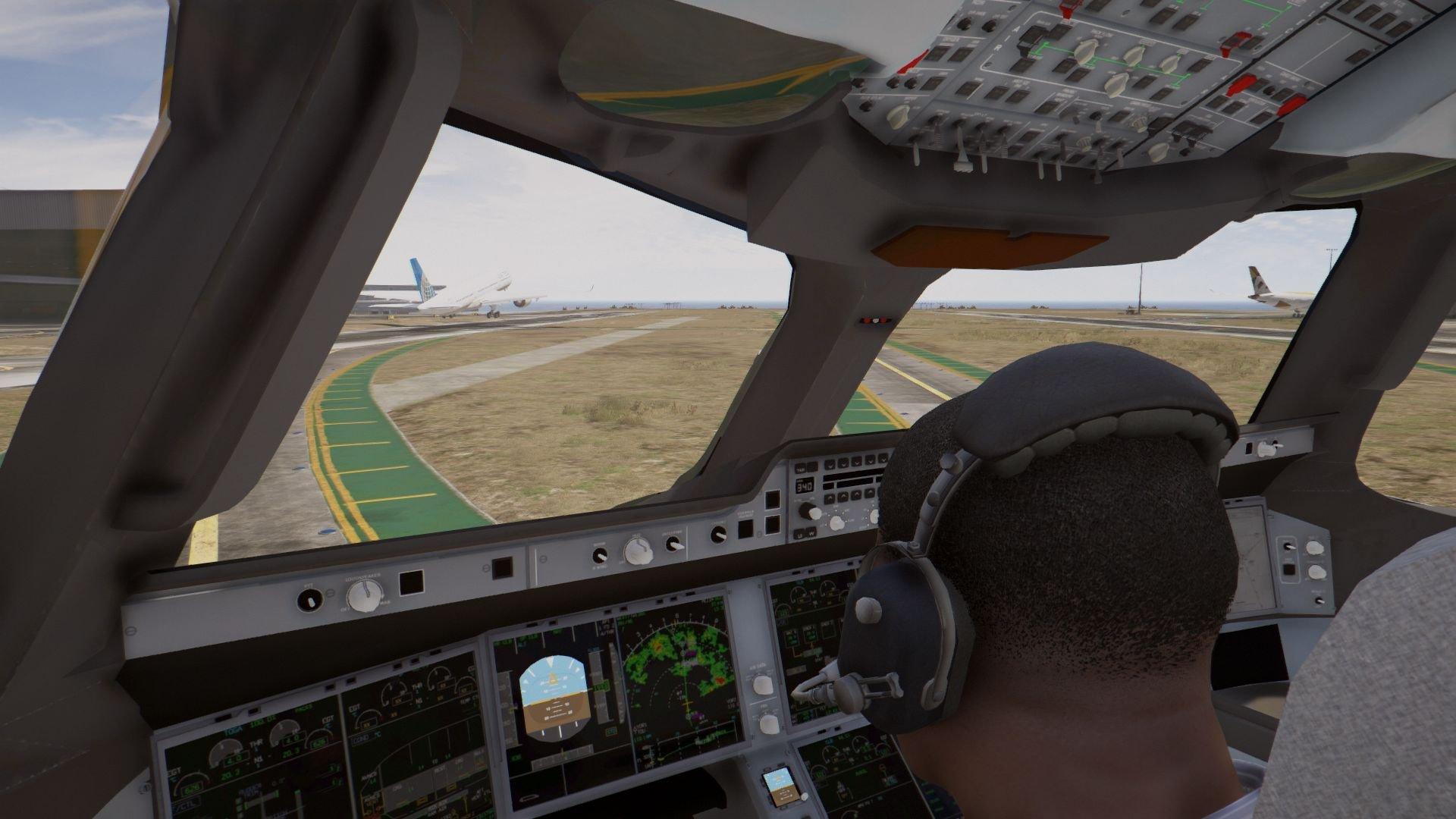 Airbus A350-900XWB [Add-On] - GTA5-Mods com