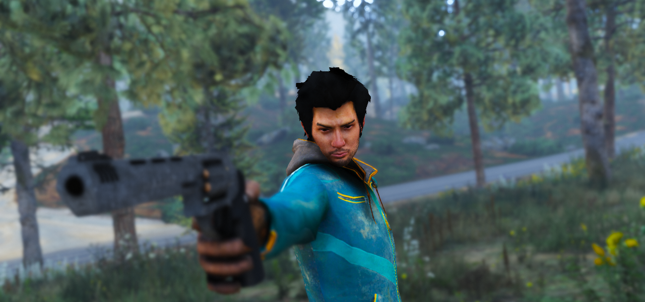 Ajay Ghale From Farcry4 Add On Ped Gta5 Mods Com
