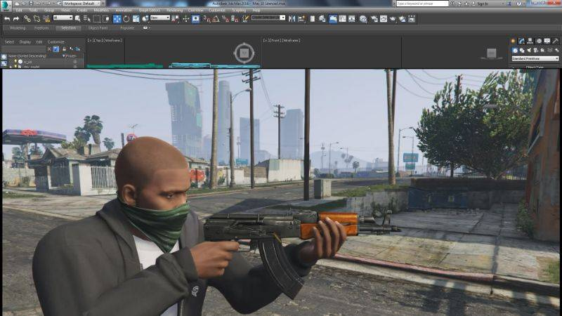 AK Pistol [Add-On] - GTA5-Mods com