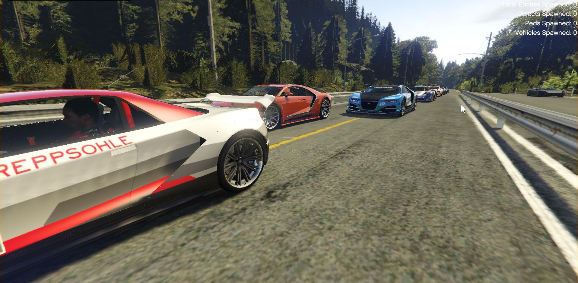 Akina Traffic Paths And Races Community Races Street Races Gta5 Mods Com