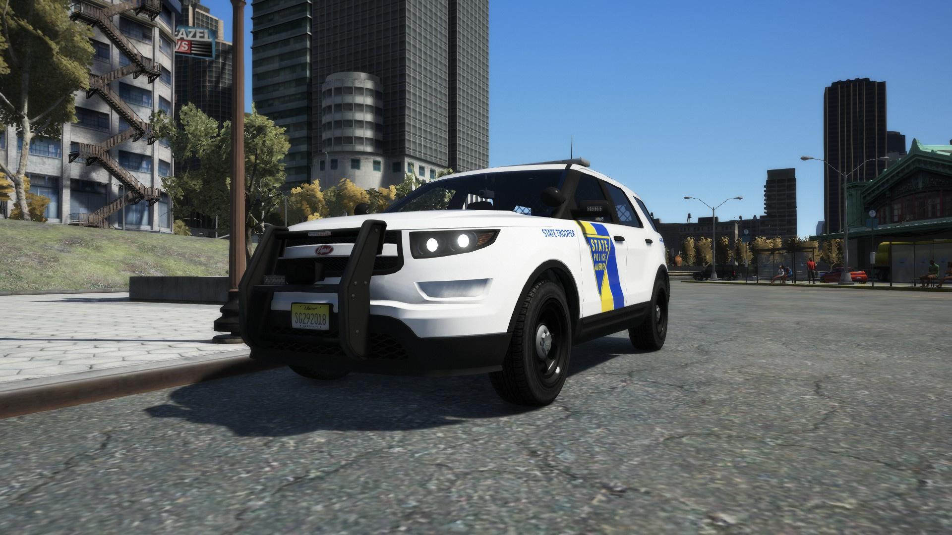 Alderney State Police Pack [Addon] - GTA5-Mods com