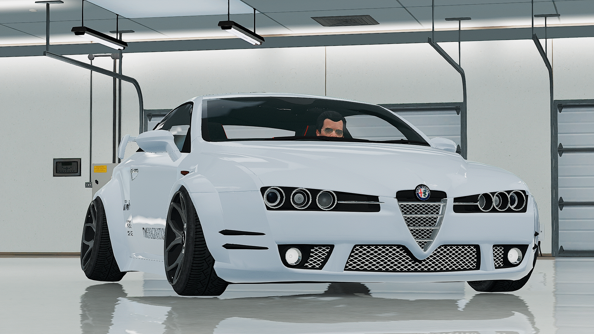 Alfa Romeo Brera Modified [NiKIMAGINATION]  GTA5Mods.com