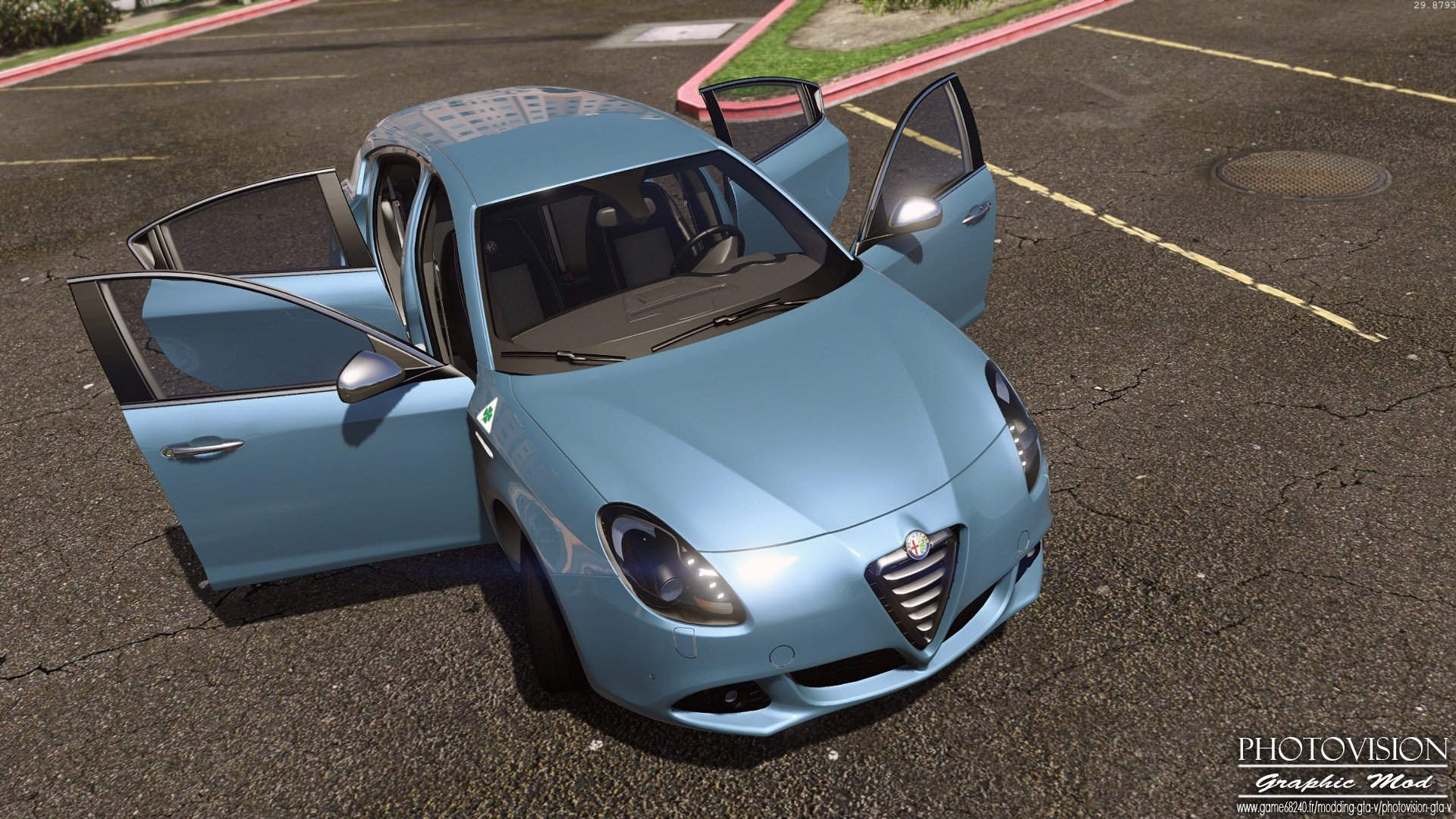 Alfa Romeo Giulietta Quadrifoglio Verde [Add-On / Replace ...