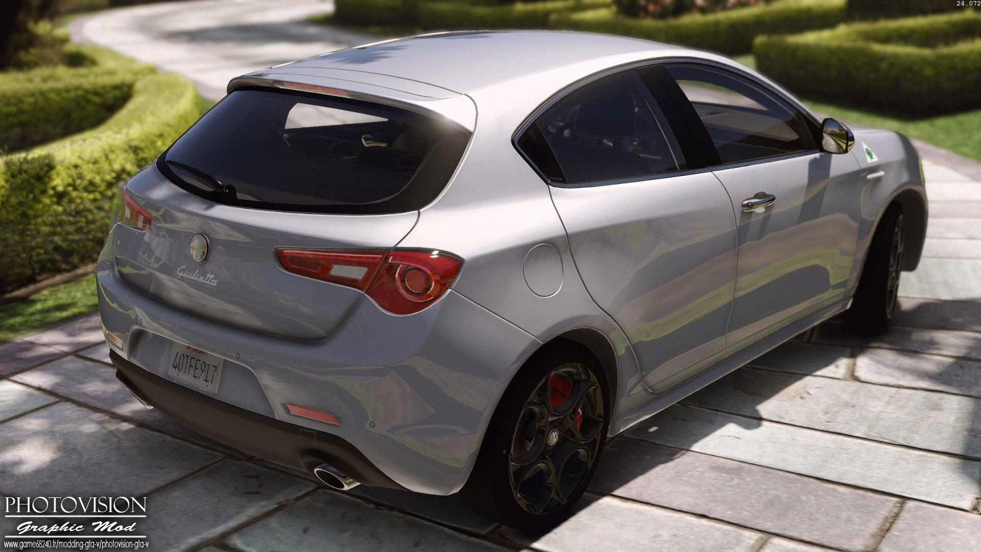 Alfa Romeo Giulietta Quadrifoglio Verde Add On Replace Gta5 Mods Com