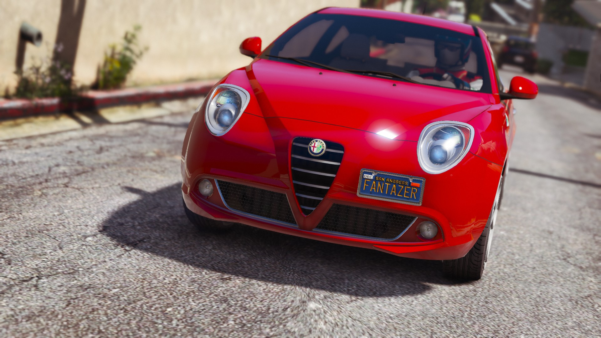 alfa romeo mito gta5. Black Bedroom Furniture Sets. Home Design Ideas