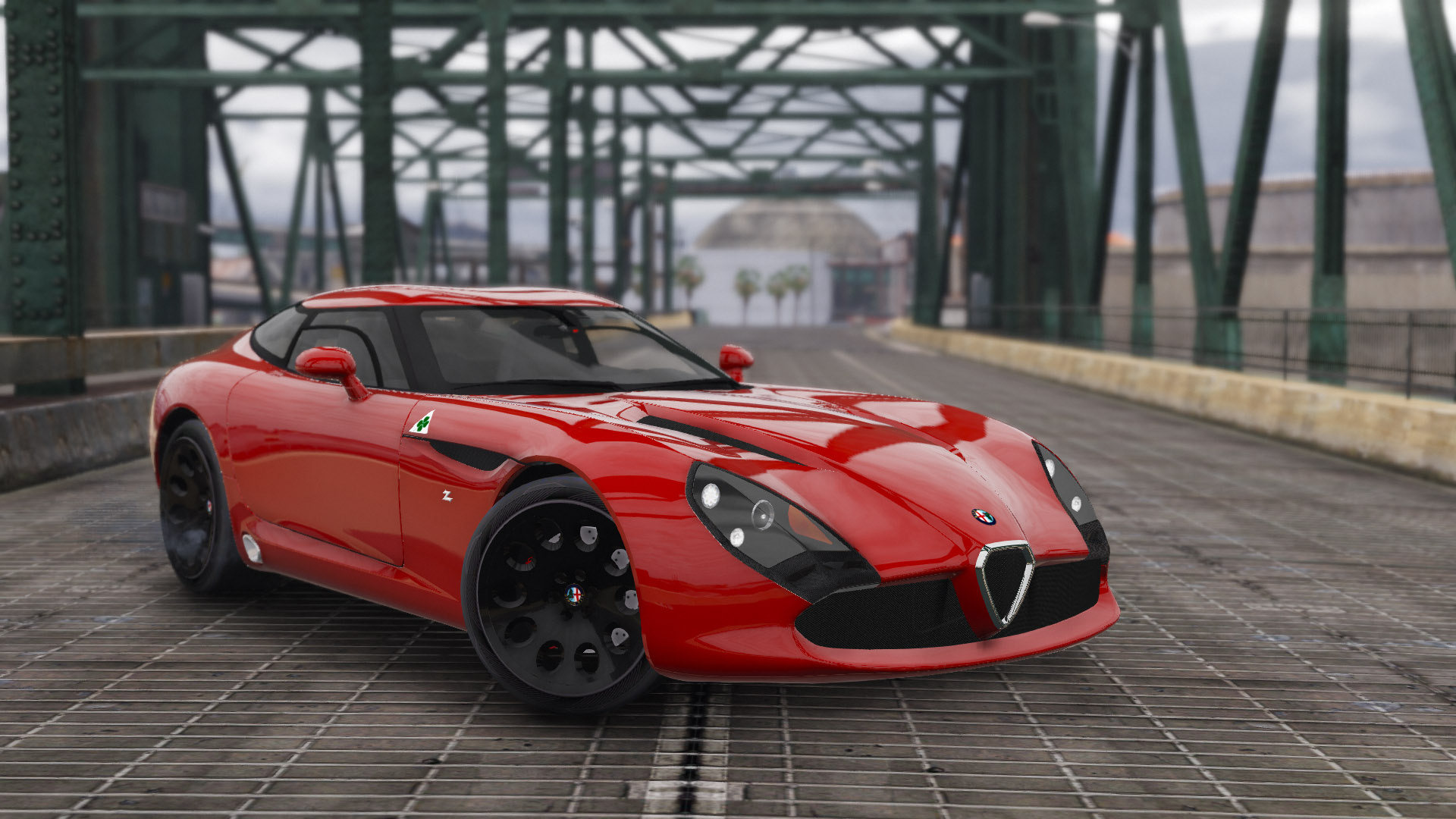 Alfa Romeo Zagato >> Alfa Romeo Tz3 Stradale By Zagato Add On Gta5 Mods Com