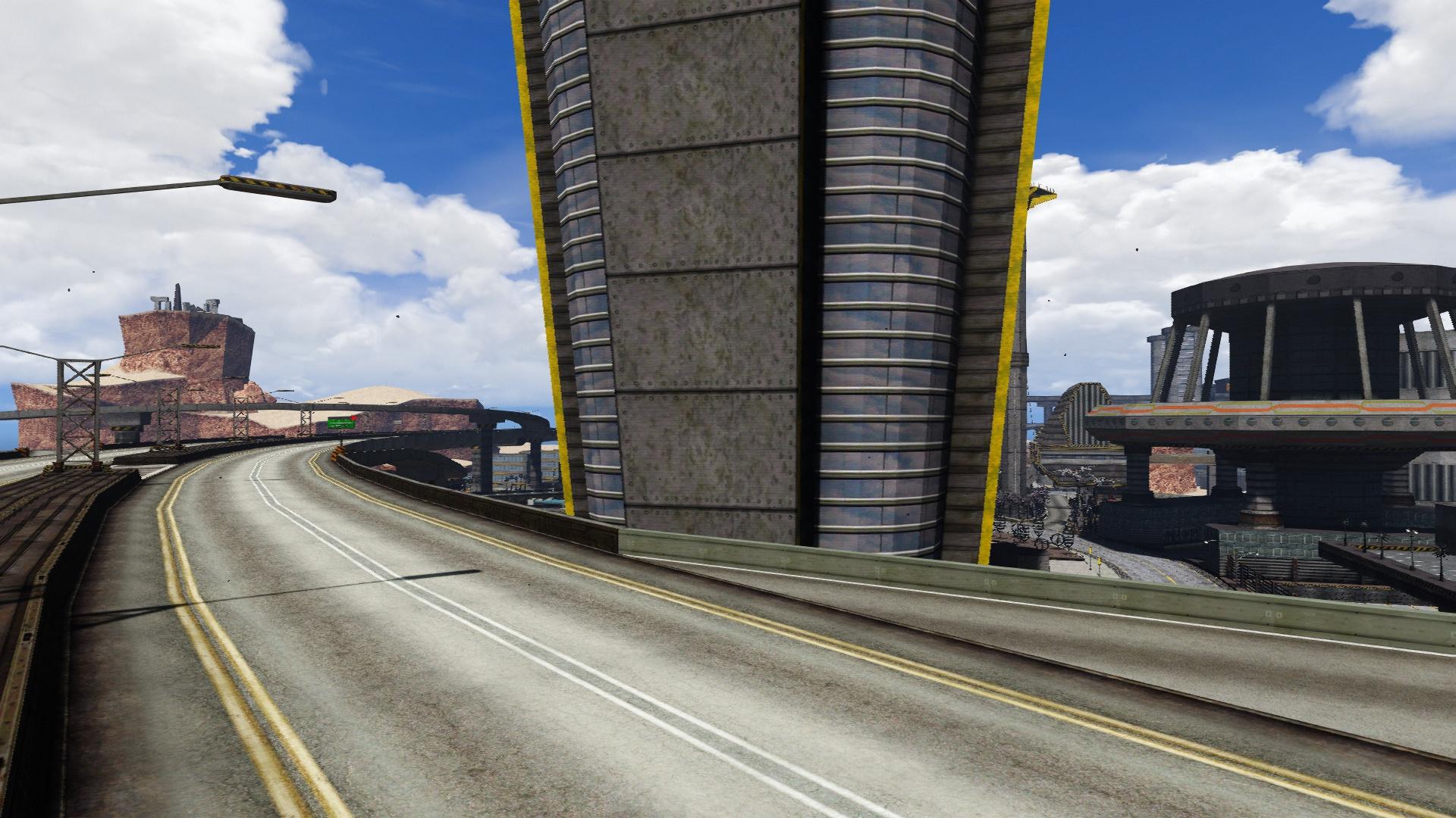 Alien City Add On Map Menyoo Gta5 Mods Com
