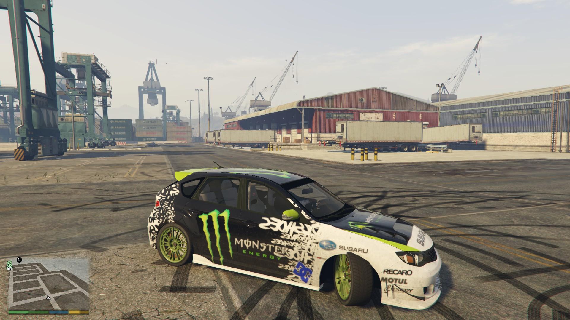 All Wheel Drive Awd Drift Handling Gta5 Mods Com