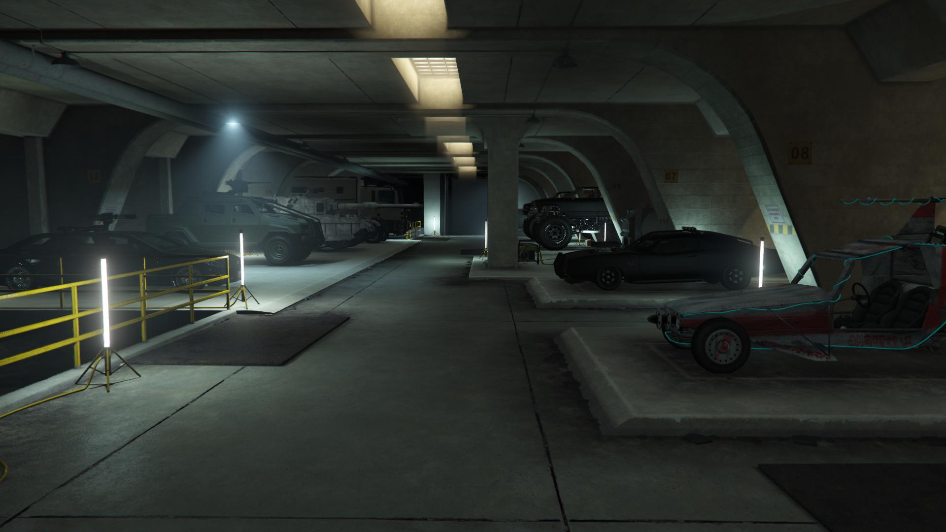 Car Underground Shelter : Best door car gta v gtaforums upcomingcarshq