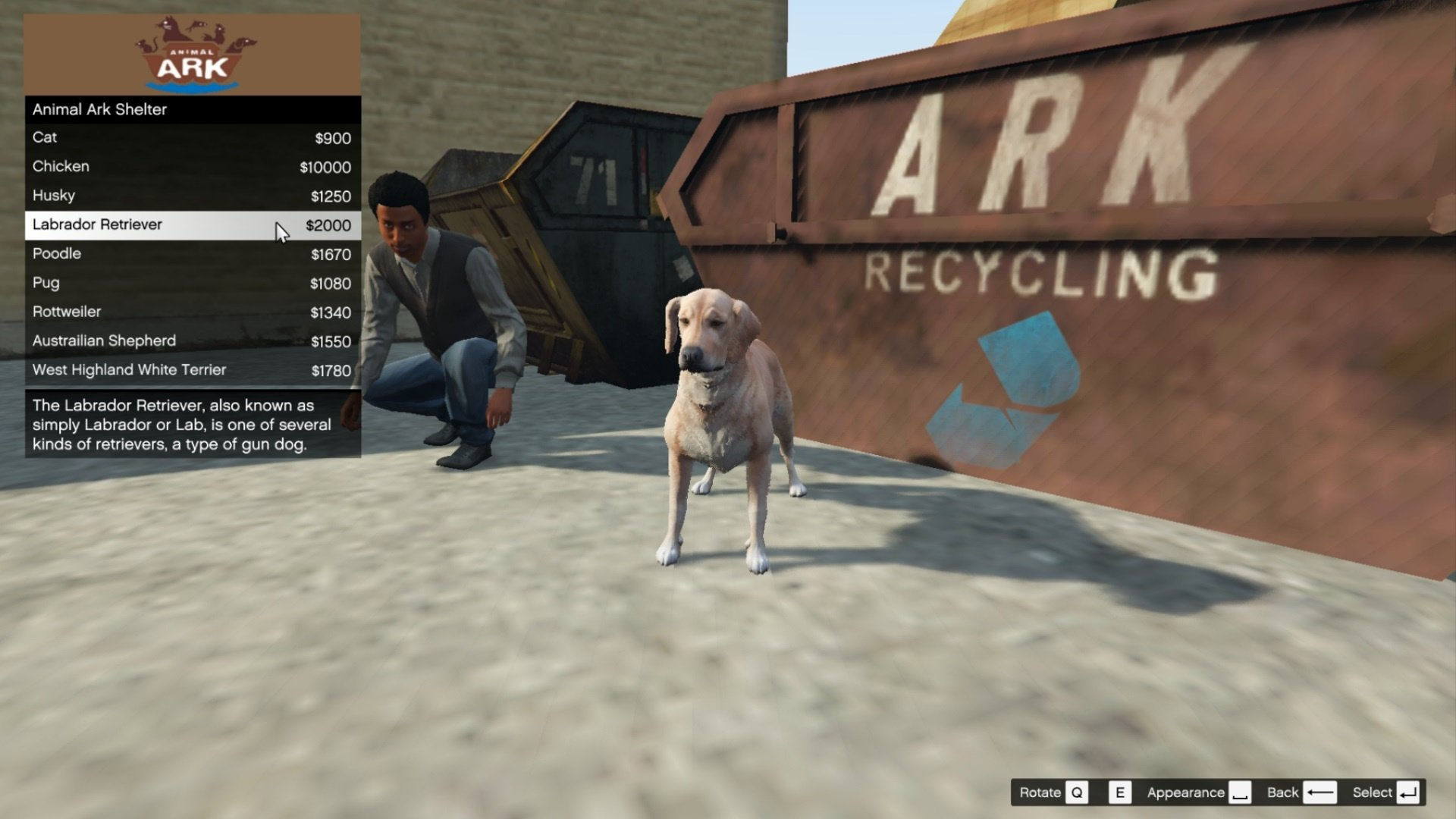 Animal Ark Shelter - GTA5-Mods com