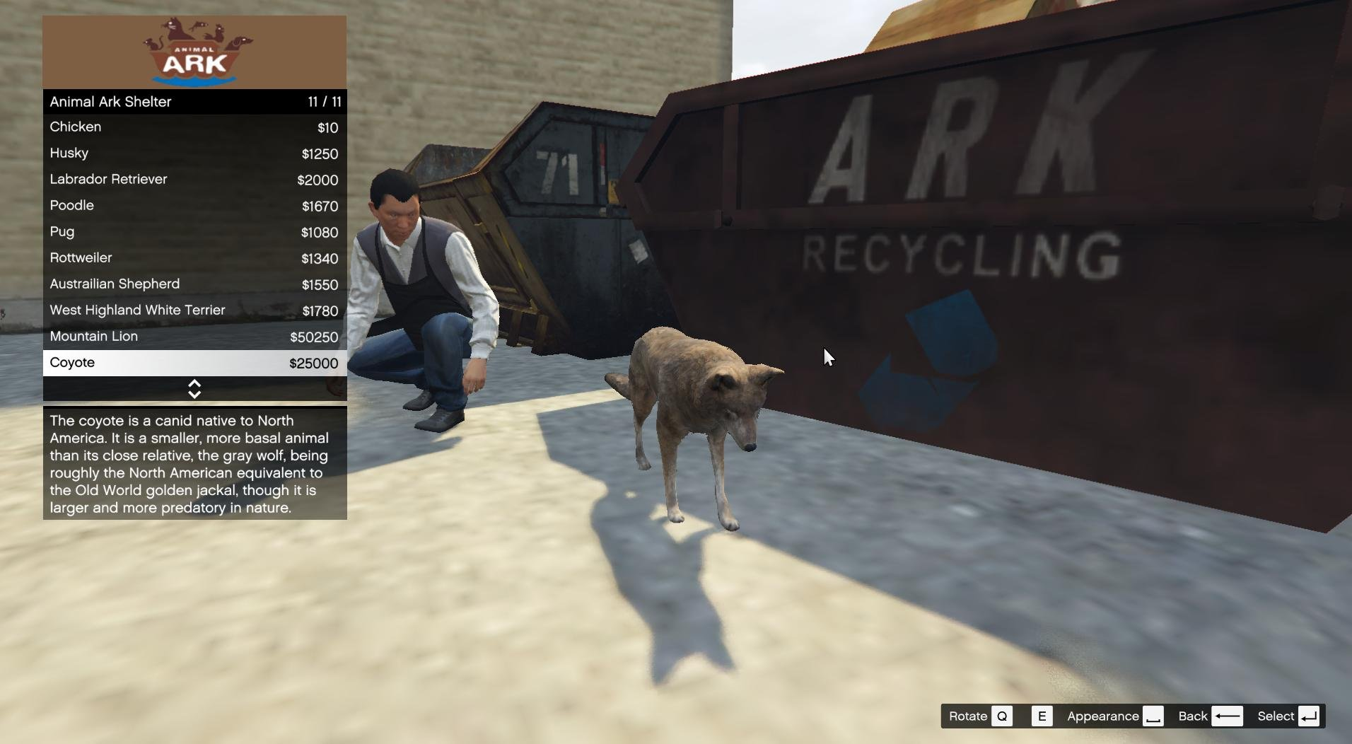 Gallery For > Gta 5 Pets