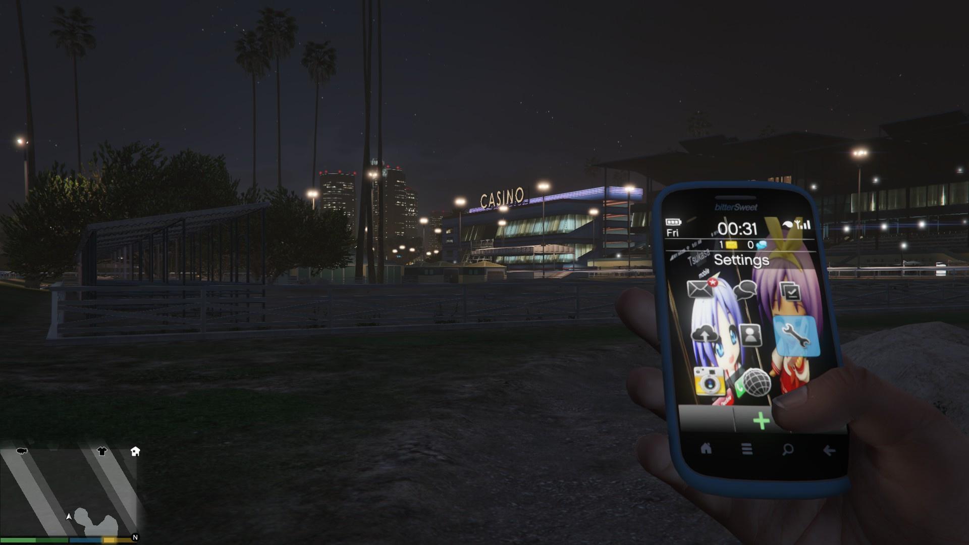 Anime Cell Phone Wallpaper Pack Gta5 Modscom