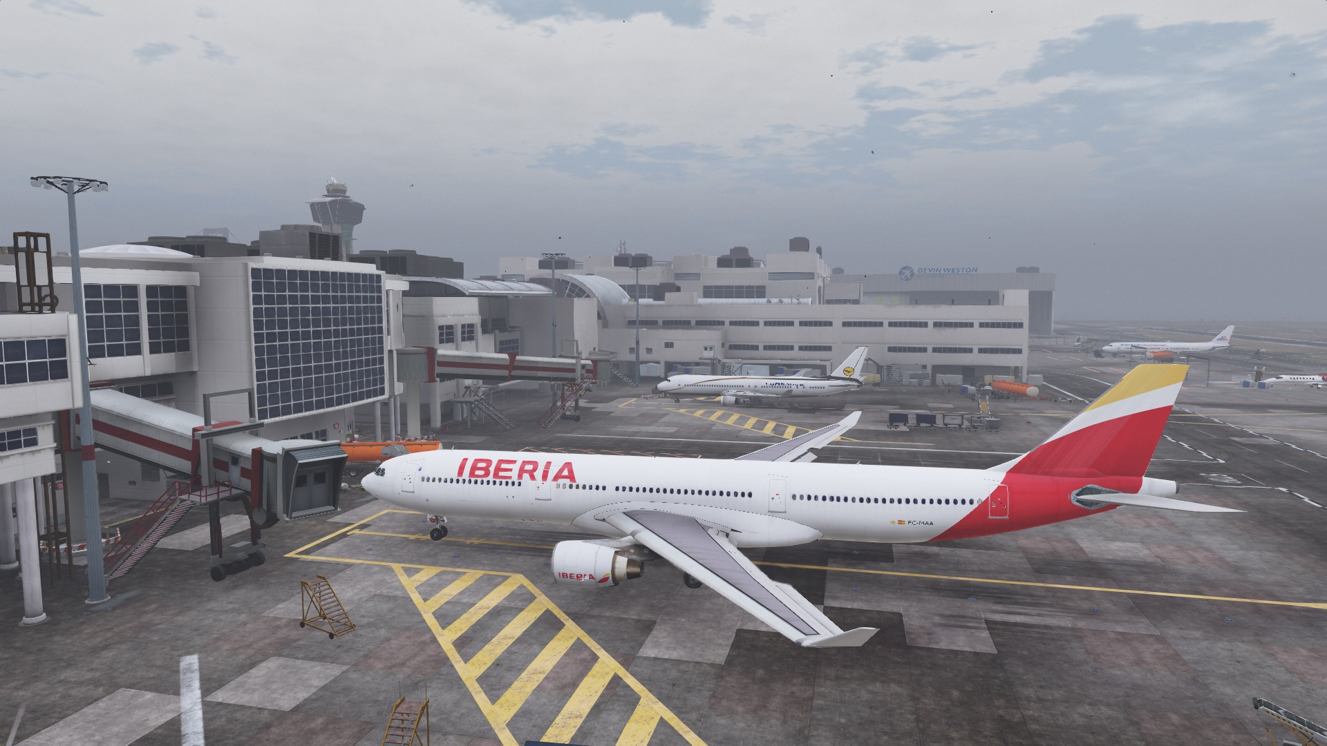 Thefts in Aeroflot 84