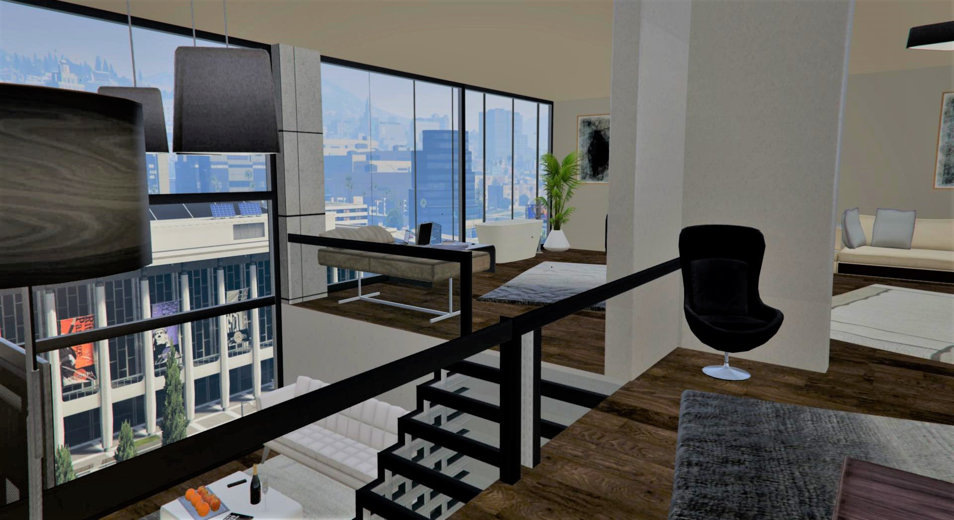 Apartment Office apartment/office [menyoo] - gta5-mods