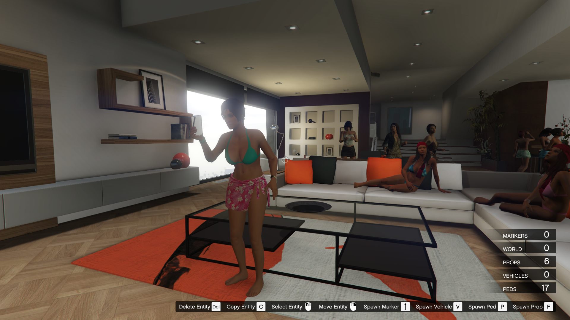 Apartment Party Gta5 Mods Com