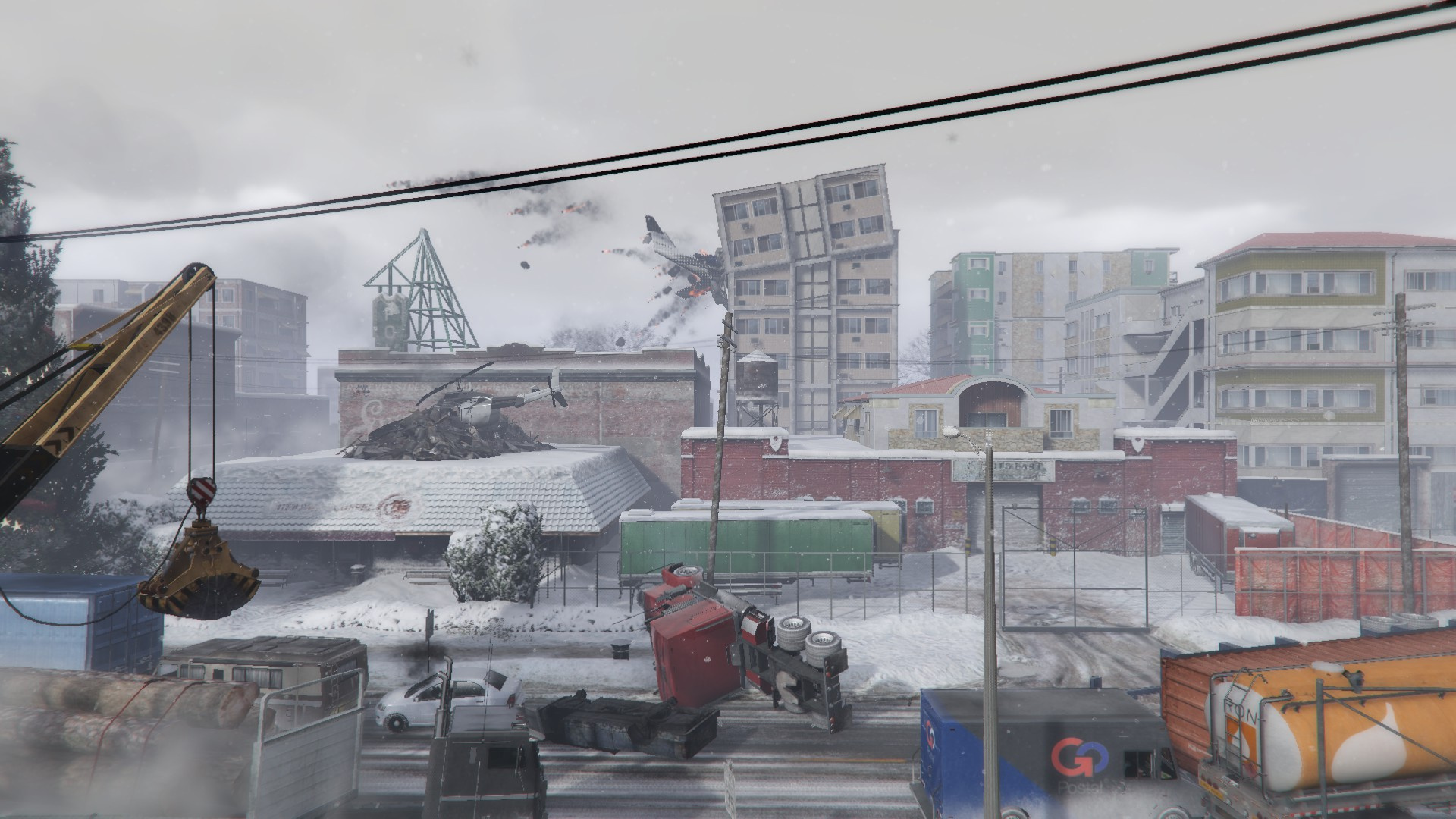 how to get to north yankton gta 5 ps3