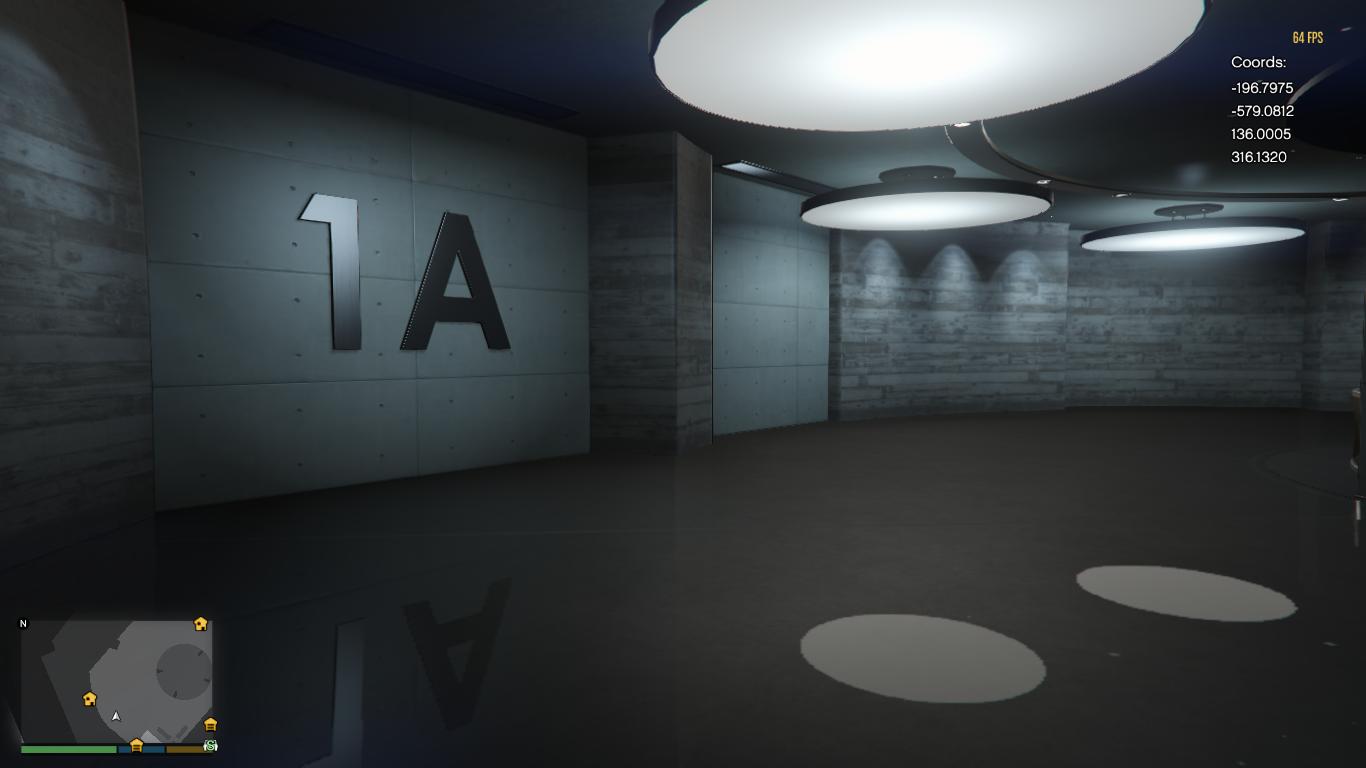 Arcadius Office Garage Gta5 Modscom