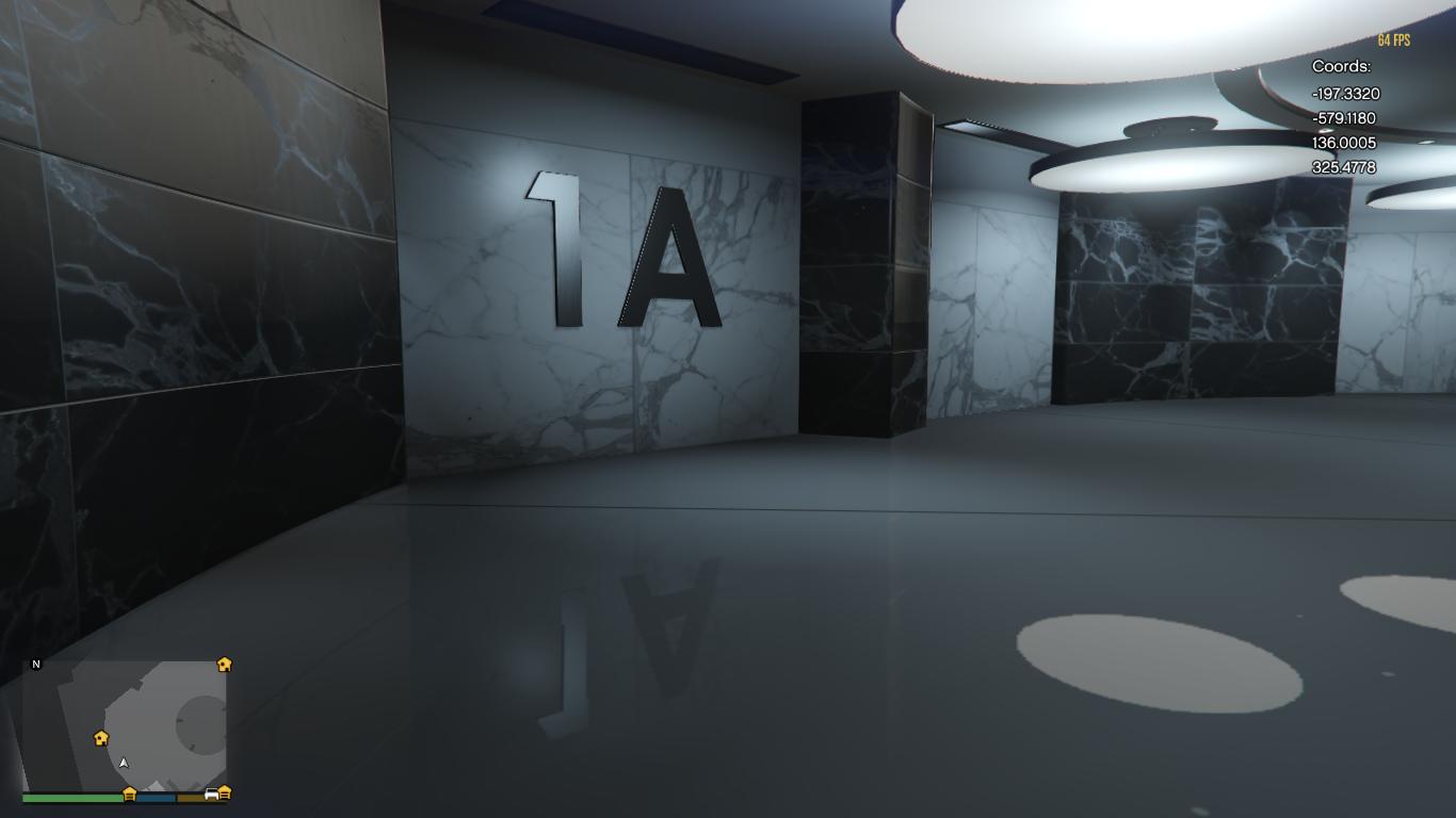 arcadius office garage