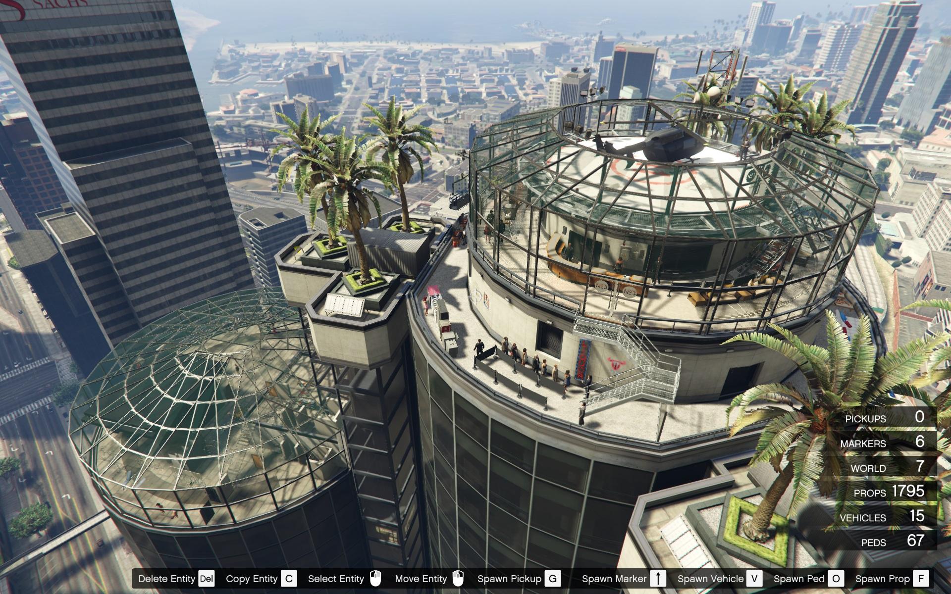 Arcadius Penthouses Gta5 Mods Com