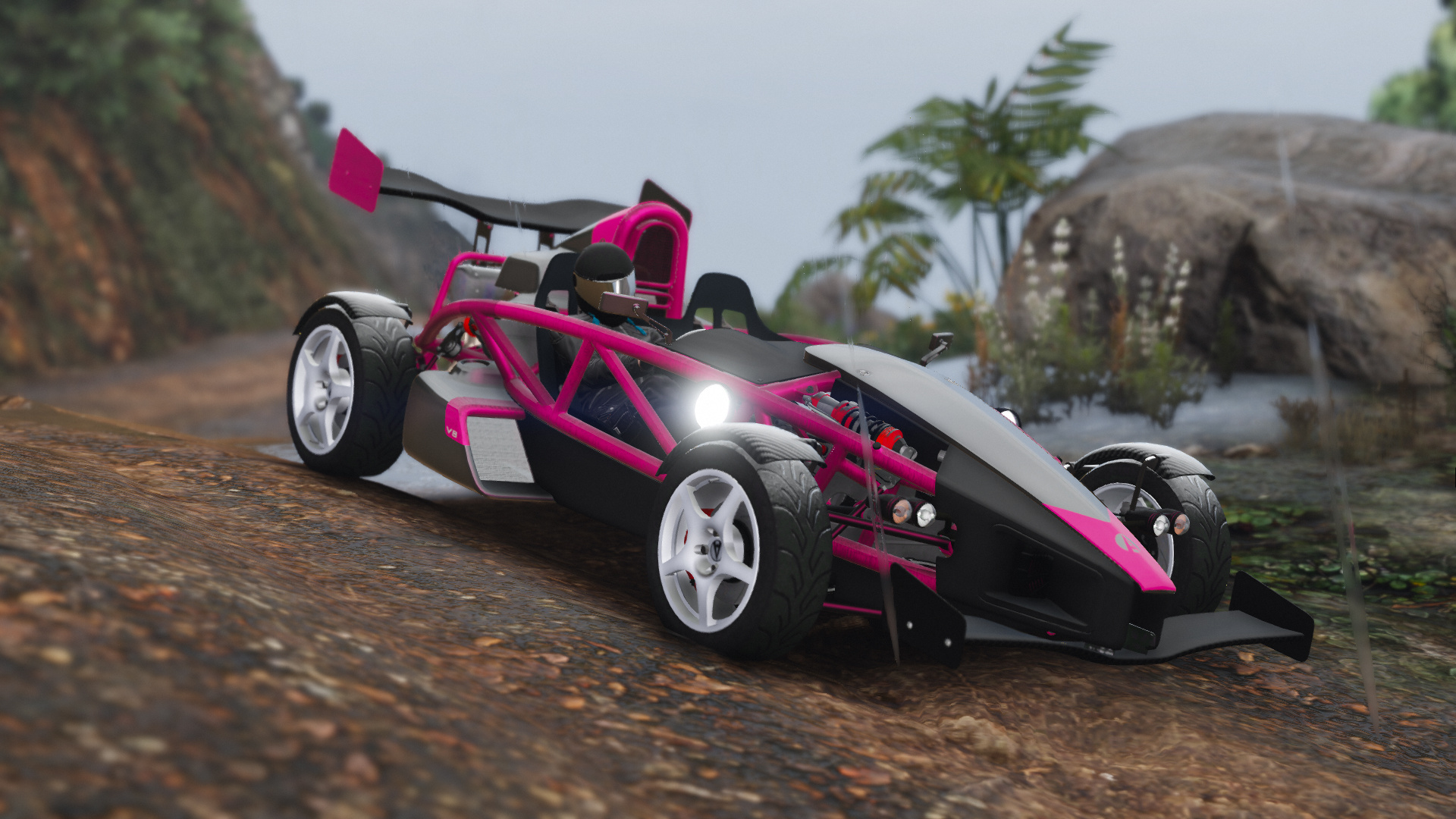 ariel atom v8 500 add on replace gta5. Black Bedroom Furniture Sets. Home Design Ideas