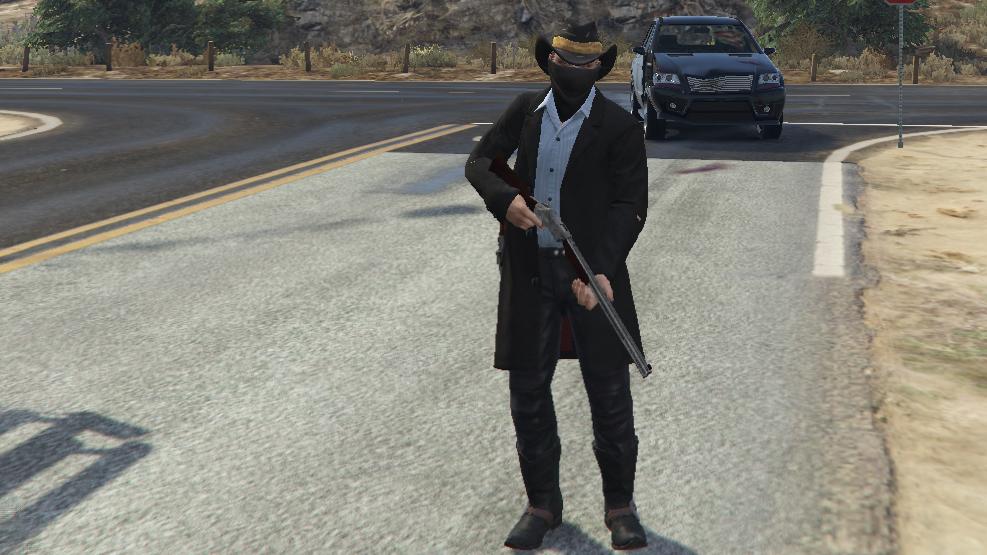 Arthur Morgan RDR2 3 Outfits - GTA5-Mods com