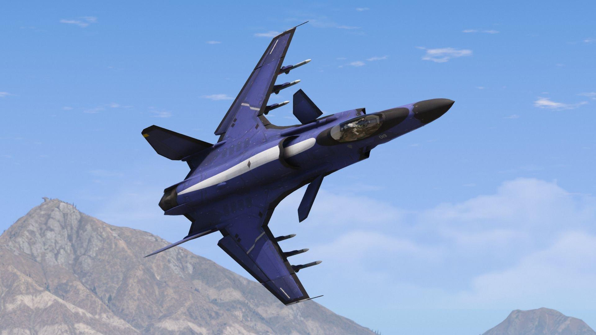 ASF-X Shinden II (Ace Combat) [Add-On] - GTA5-Mods.com
