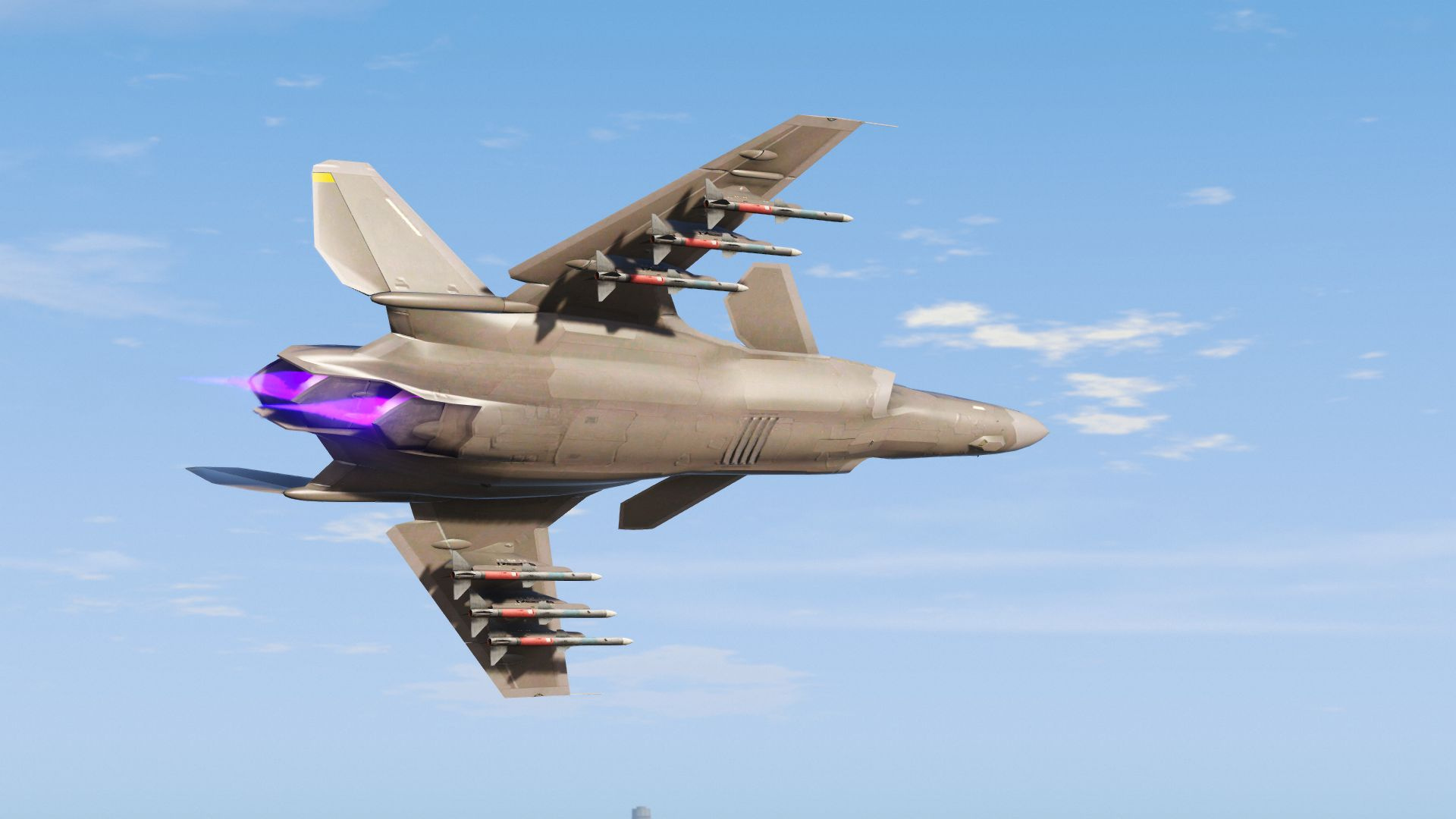 Asf x shinden ii ace combat add on gta5 for Combat portent 30 20