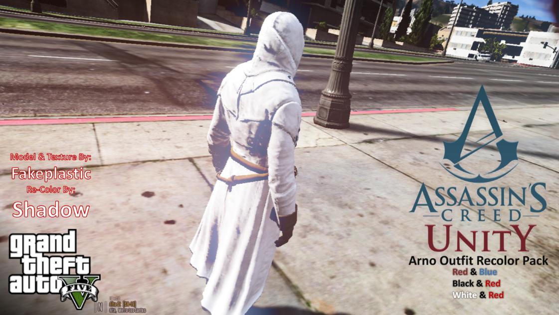 Gta 5 Mods Assassins Creed Unity — Theatrepops