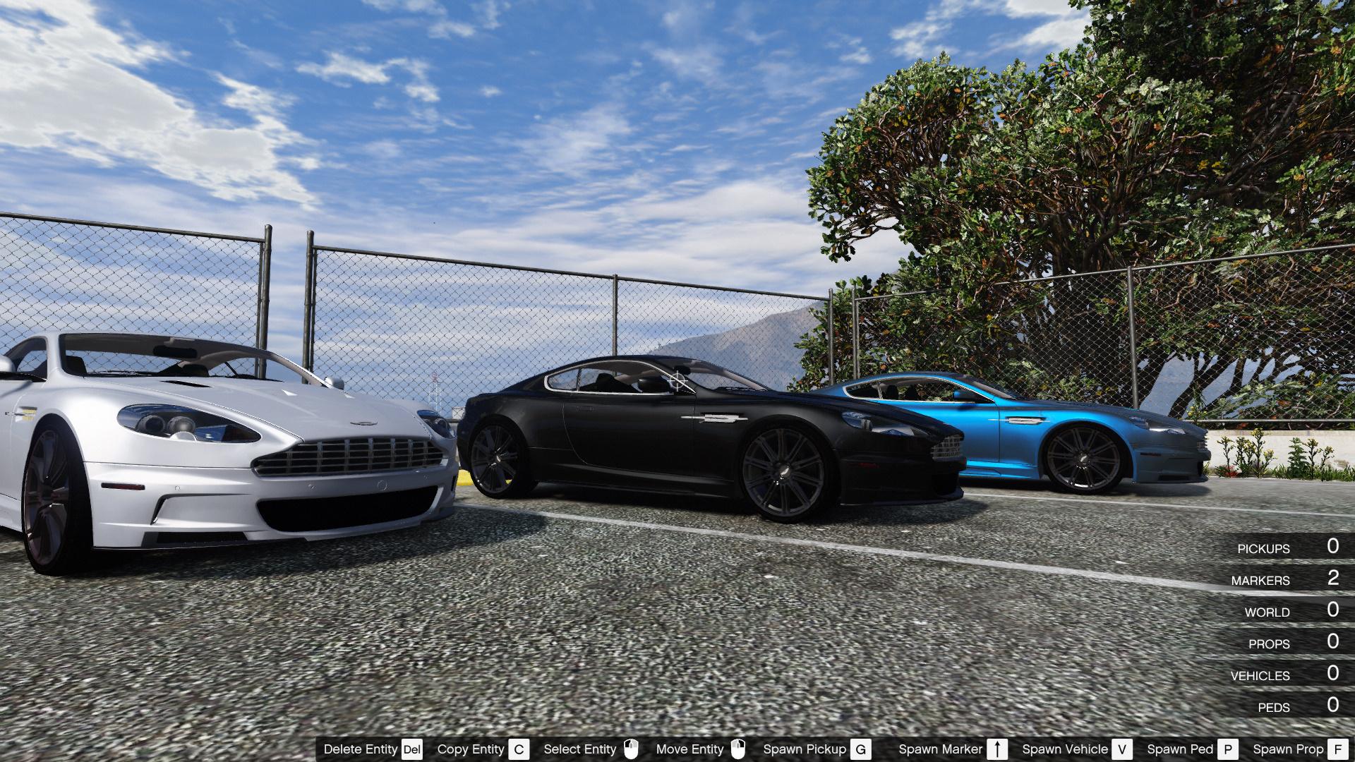 Aston Martin DBS 2008 [Add HQ 3D Engine] V4 0 GTA5 Mods