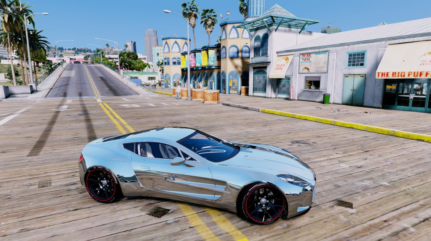 Aston Martin One 77 Edition Add On 2 0 Gta5 Mods Com