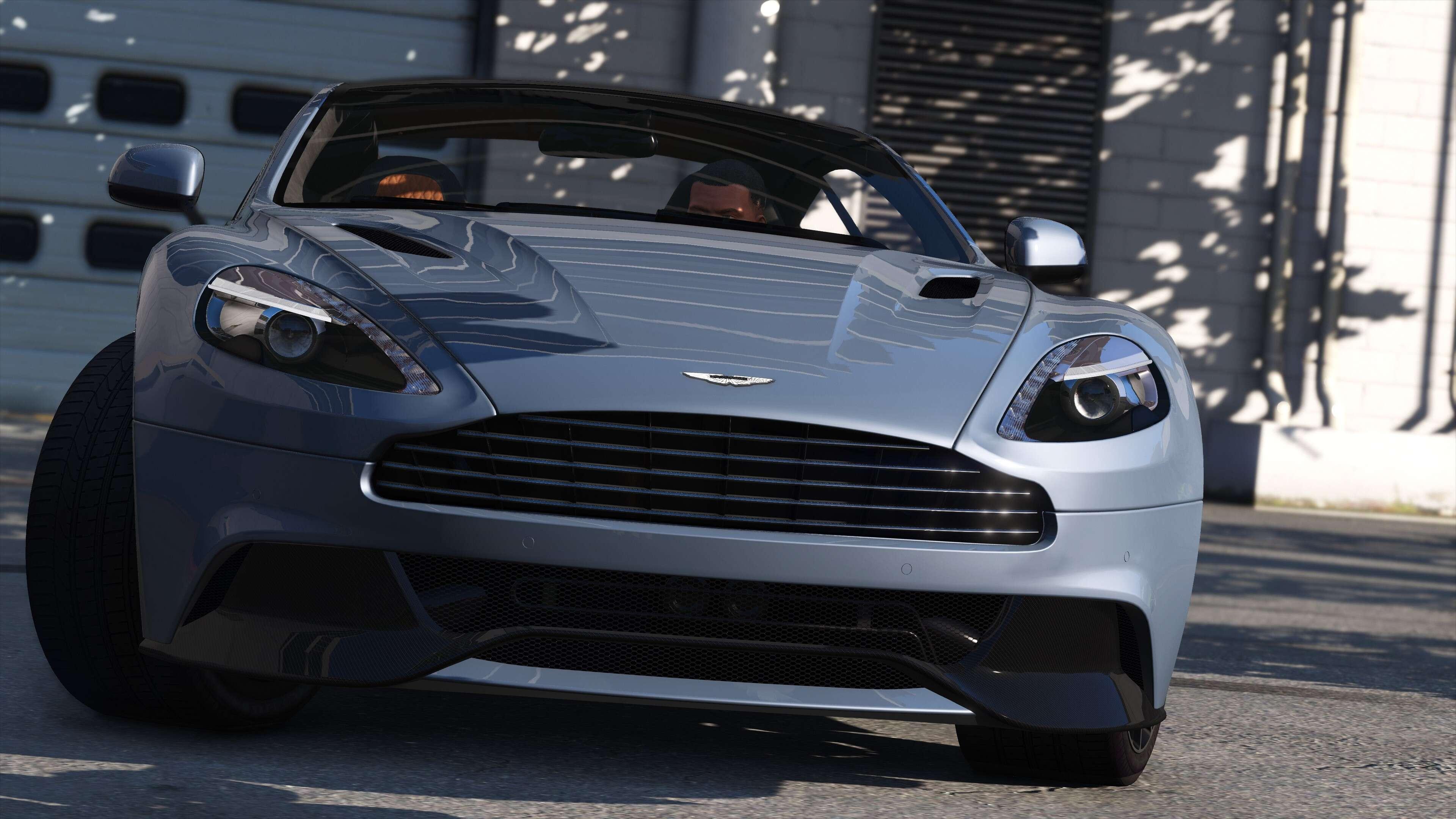 2013 Aston Martin Vanquish [Add Replace] GTA5 Mods