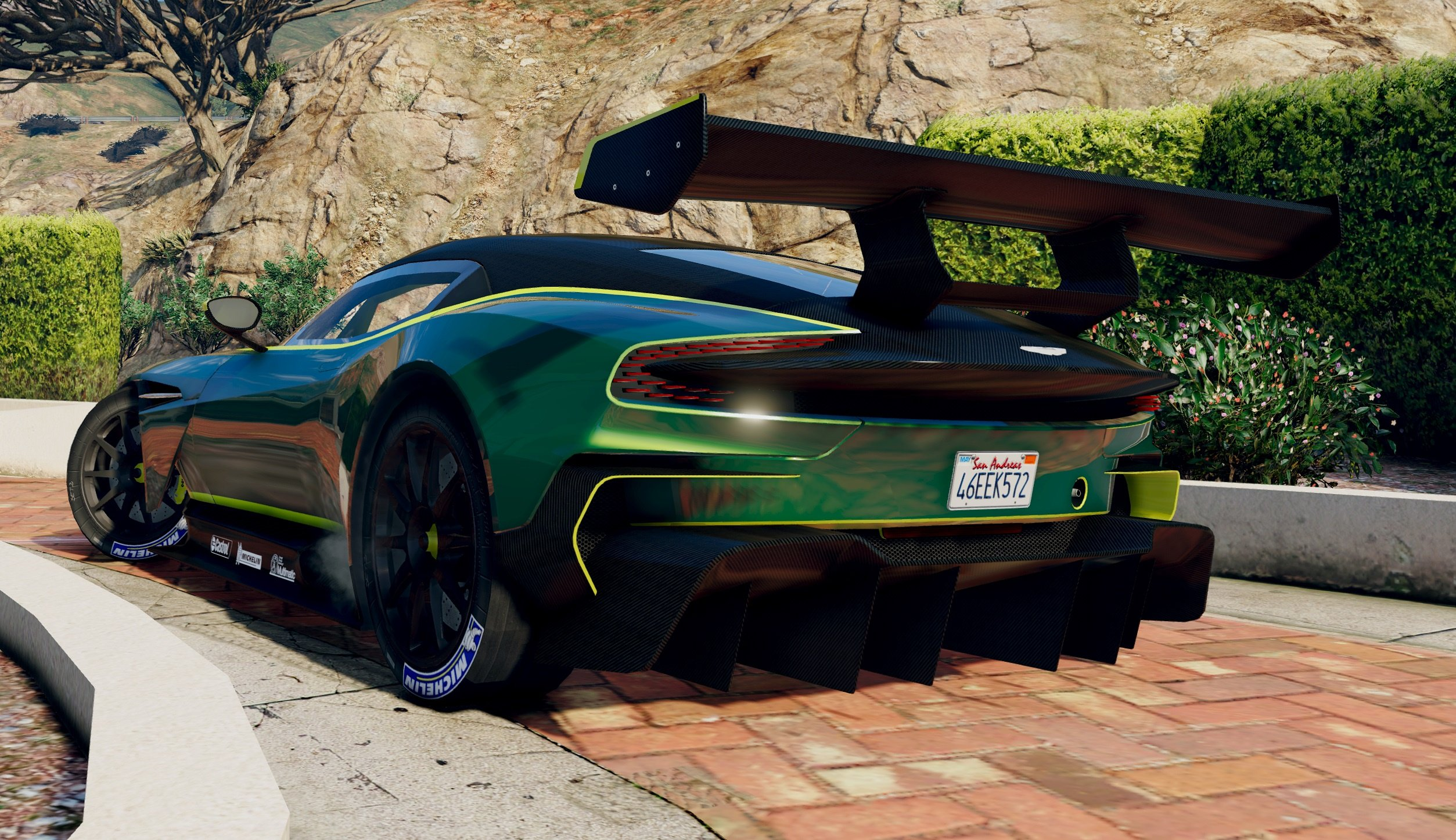 2016 aston martin vulcan - gta5-mods