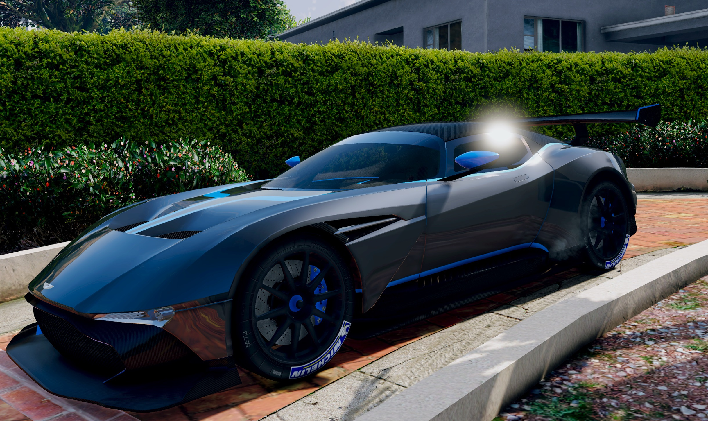 2016 Aston Martin Vulcan Gta5 Mods Com