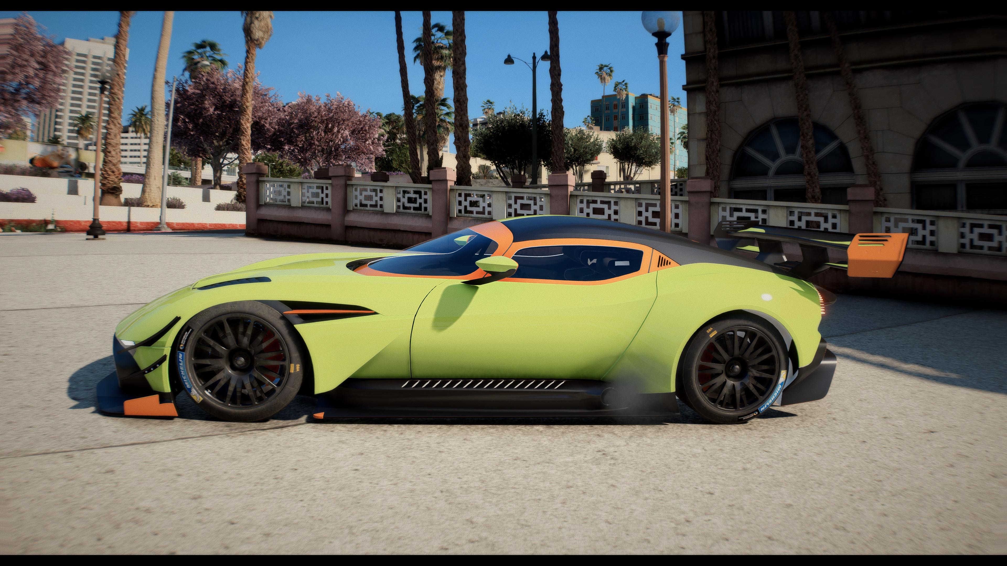 Gta V Aston Martin Vulcan