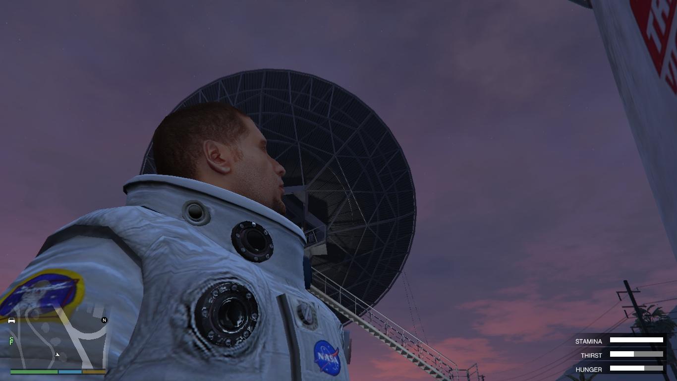 Astronaut retexture - GTA5-Mods.com