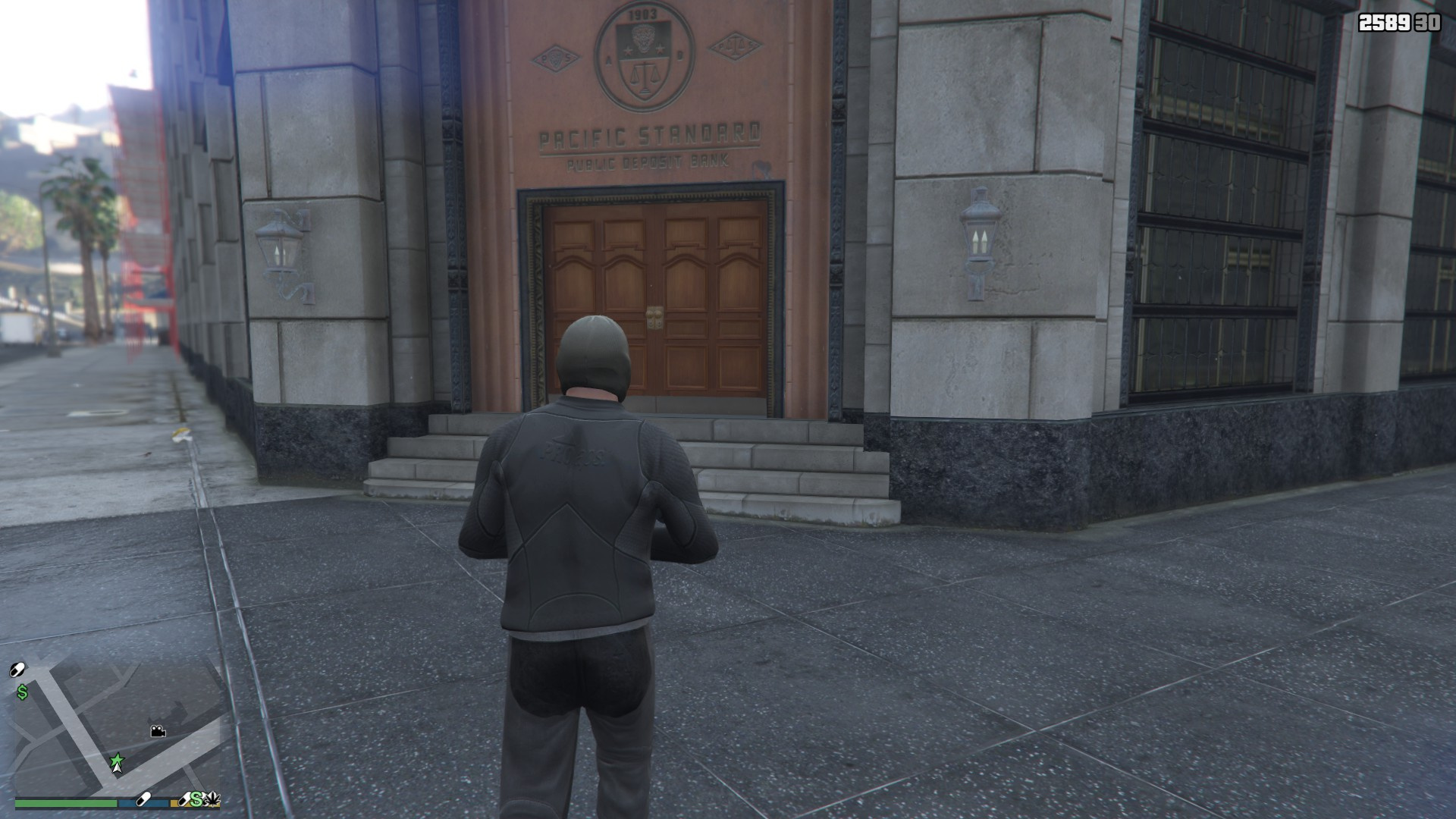 where is the deposit bank in gta 5