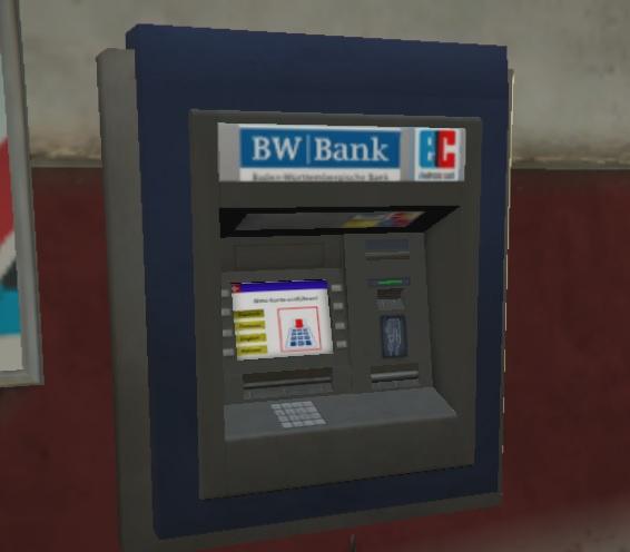 Geldautomat Gta 5