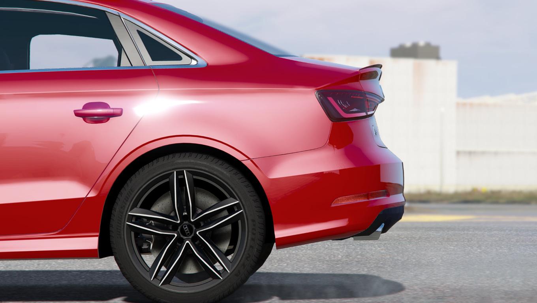 Audi A3 Sedan 2 0t 2015 Gta5 Mods Com