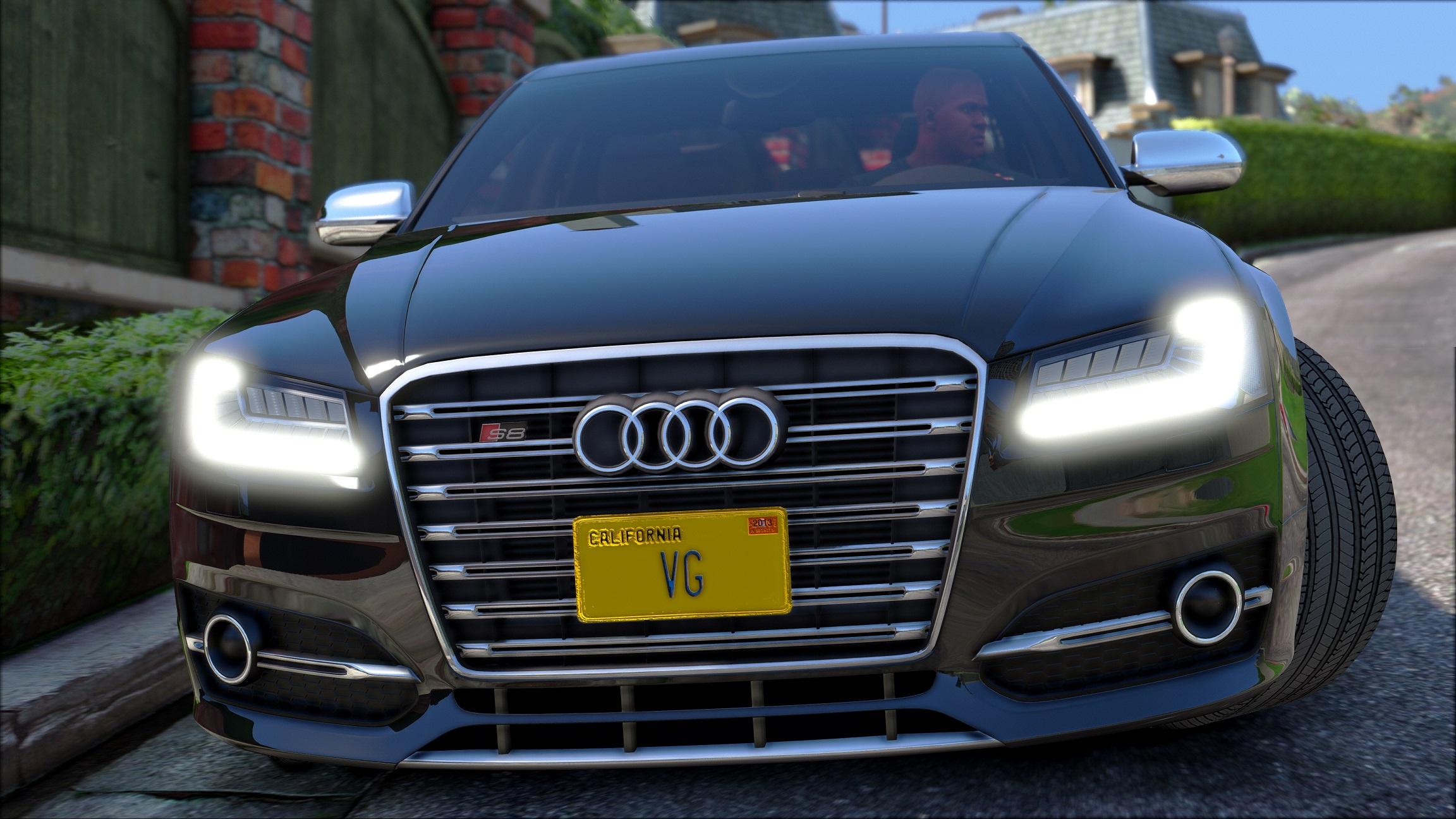Audi S8 Add On Gta5 Mods Com