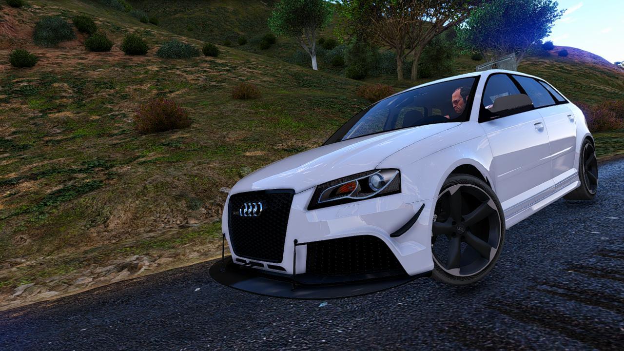 Audi Rs3 Add On Gta5 Mods Com