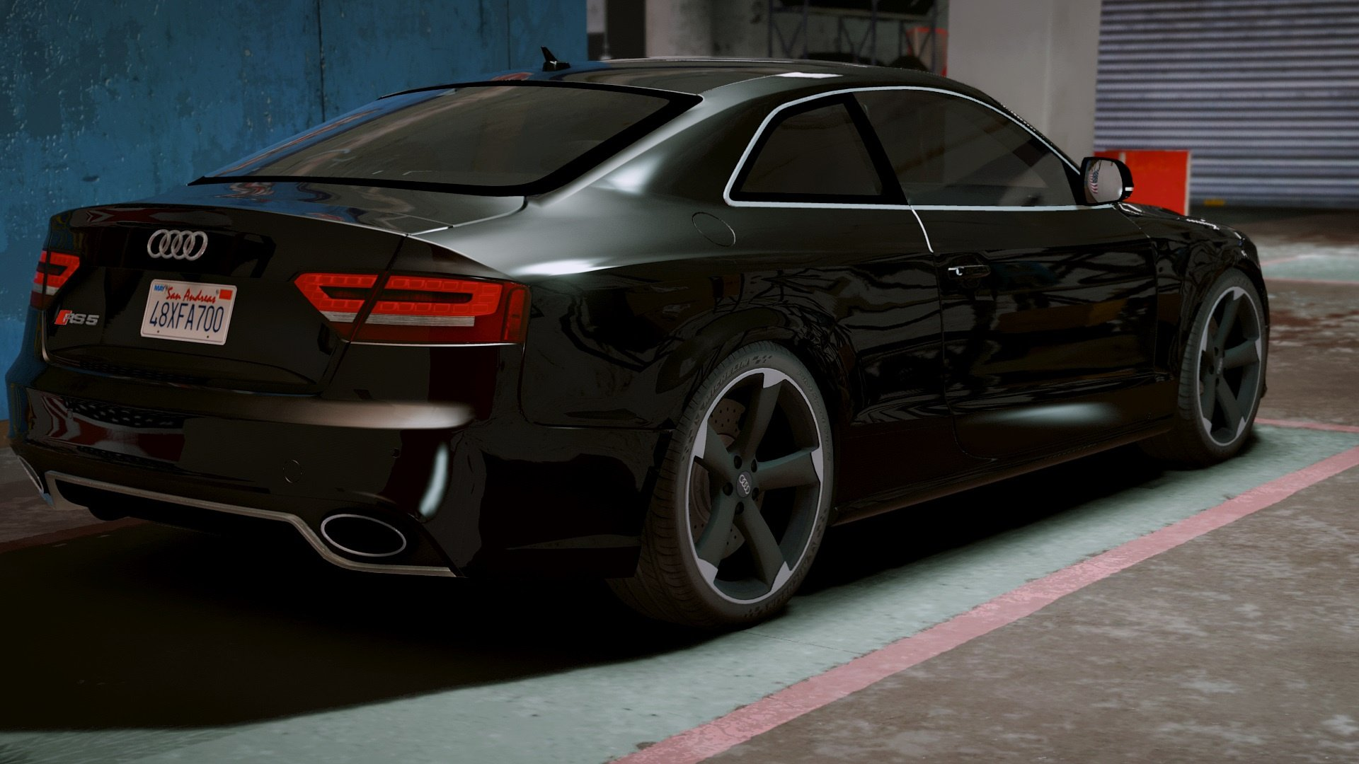 Audi Rs5 2011 Add On Replace Tuning Gta5 Mods Com