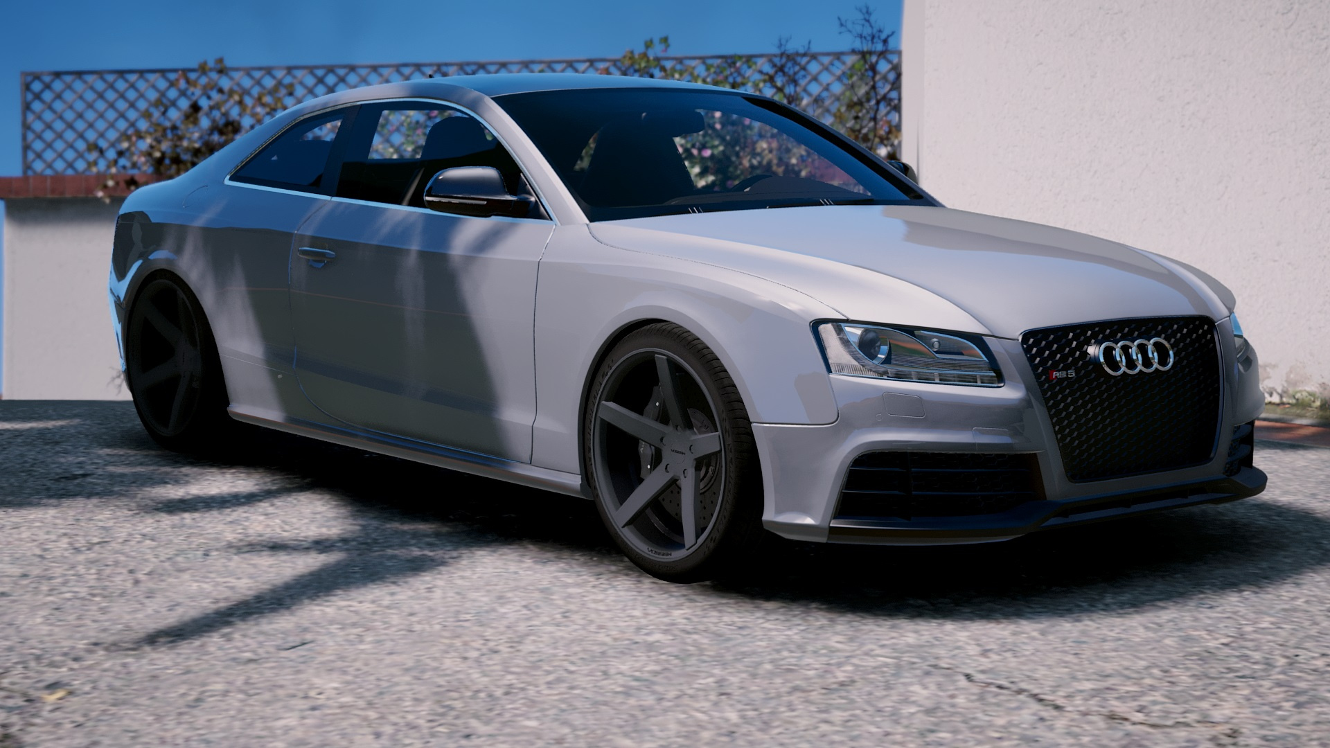 audi rs5 2011 add on replace tuning gta5. Black Bedroom Furniture Sets. Home Design Ideas