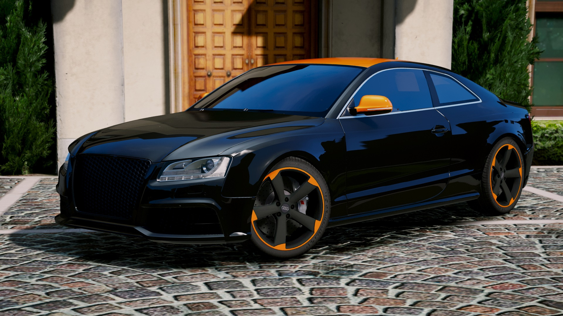 Audi RS5 2011 [Add-On / Replace | Tuning] - GTA5-Mods.com