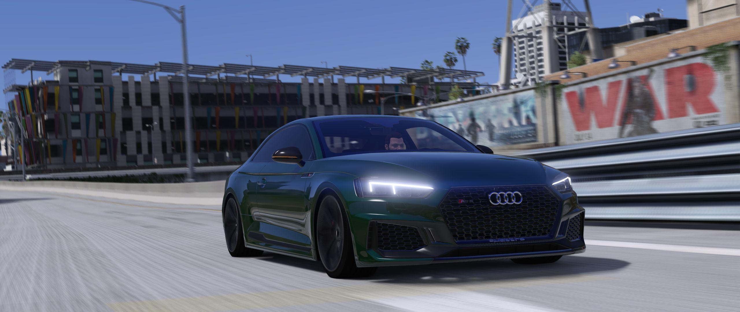 Audi RS5 2018 [Add-on] - GTA5-Mods com