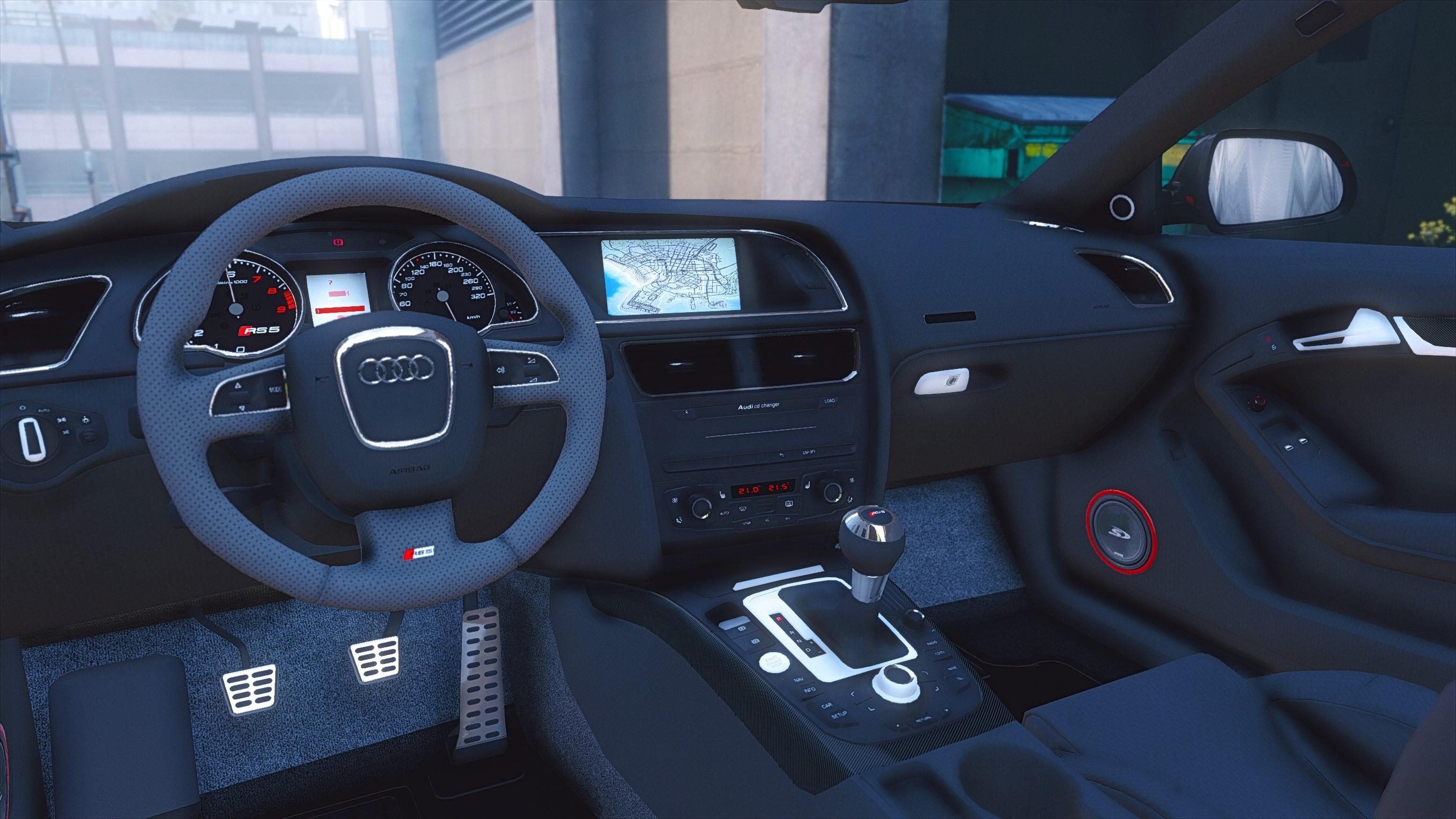 Audi RS Coupe AddOn GTAModscom - Audi rs5