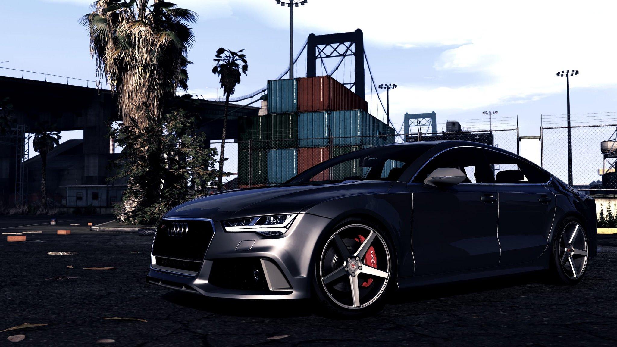Audi rs7 interior 2016 18