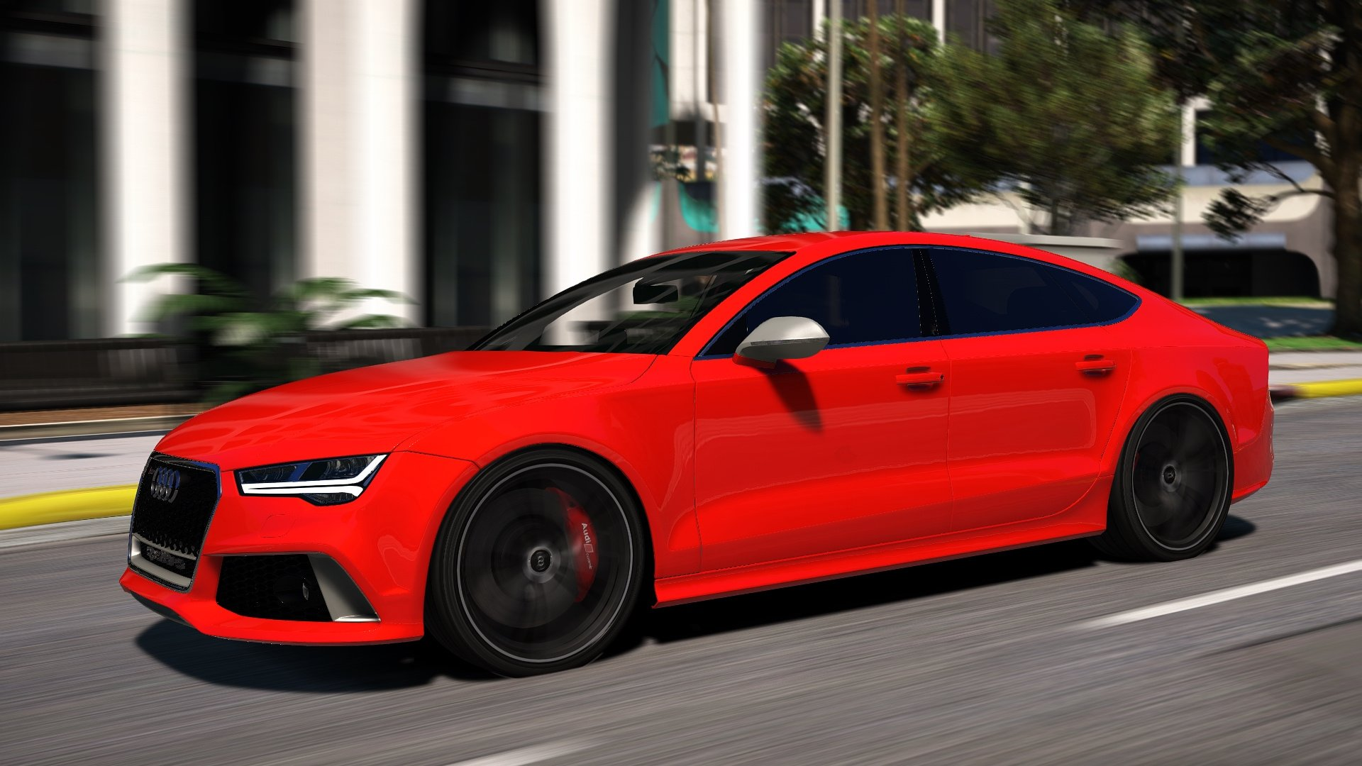 Image Result For Audi A Sportback Red